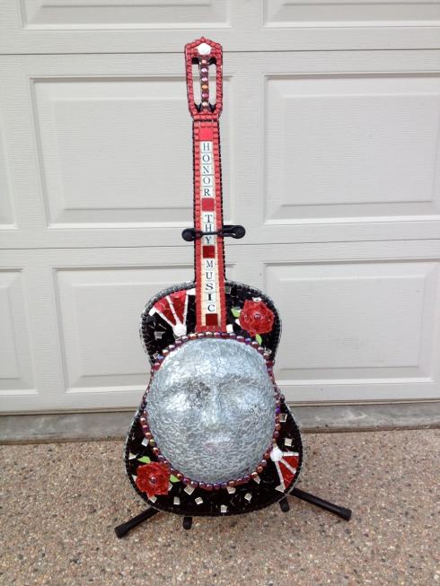 Mosaic-Guitar